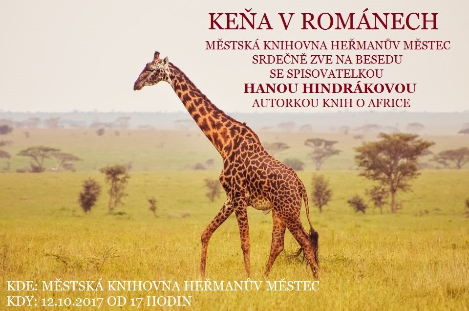 Keňa v románech 1