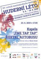 Festival Hudební léto přivítá v Heřmanově Městci The TAP TAP s Řiditelem autobusu! 1