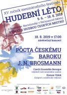 Hudební léto - koncert Pocta českému baroku 1